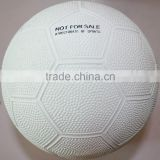 Size 1 rubber handball ball