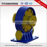 Titanhorse 9 inch vertical slewing drive for solar parabolic through power generation