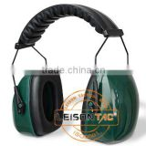 Tactical Ear Muff adopts environmental friendly material with excellent noise abatement function