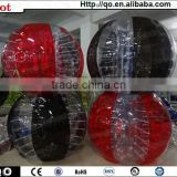 High quality outdoor human inflatable bumper bubble ball