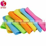 12Inchx12Inch wholesale Assorted Color 10 Pack Microfiber Dish Cloth Best Kitchen Cleaning Cloths