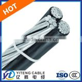 NFA2X-T 600V self support conductor ABC Cable (AERIAL BUNDLE CABLE ) overhead electrical cable price