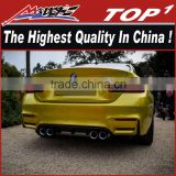 NEW Carbon Fiber body kit for BMW 2013-2015 4 series F32/F33 M4 design for bmw 4series m4 body kit
