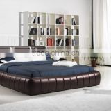 INquiry about Fashional leather bed B1314