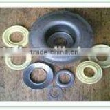 bearing housings and labyrinth seals