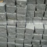 30x30 china black granite stone pavers and natural basalt stone paver for driveway