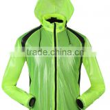 2016Light weight Hooded multi functional nylon cycling sports rain jacket                                                                                                         Supplier's Choice