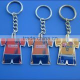 Personalized wholesale metal key chain promotional