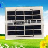 Durable small size environmental poly solar panel 5V1W for sale