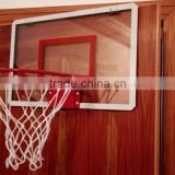 plastic cheap good quality mini basketball steel ring hoop children/kids basketball HOOP