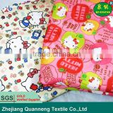 beautiful and cute home textile fabric/hello kitty bedroom set/kids bedroom set/girls bedroom sets