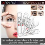 instantly young face real plus beauty eye cream anti wrinkle remove restorative eye cream