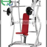 Fitness sports Iso-Lateral Bench Press strong body building Olympic gym exercise equipment
