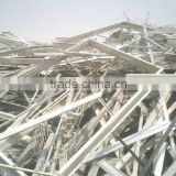 Aluminium scrap 6063 extrusions South African Origin