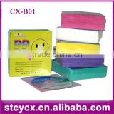 DVD-R Packing Sleeve PP CD Tissue Clear Plastic Sleeve the cheapest pp sleeve