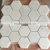 marble and granite mosaic, natural stone mosaic tile, carrara marble mosaic tile