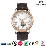 KYT Classic Look Wholesale Wrist Watch / Visible Movement Mechanical Watch                                                                         Quality Choice