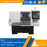 TCK-32L slant bed cnc lathe machine with bar feeder