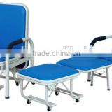 DW-MC101 Accompanying chair hospital sofa bed for patient Carer,Sillon manual y plegable de multifuncion