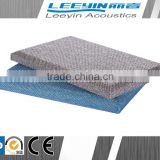 guangzhou liyin 2015 top quality fabric soundproof and fireproof material for auditorium