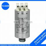70-400w sodium lamp ignitor working