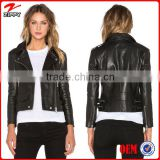 2016 latest design women pure leather jackets for women                                                                         Quality Choice