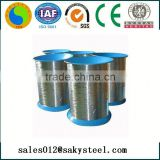 316 stainless steel wire rope 7x7 7x19 1x7 1x19