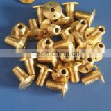 oem high quality and best price brass thumb screw china supplier