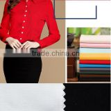 polyester rayon blend tr fabric brushed fabric woven fabric