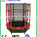 2016 new 55inch red elastic band trampoline