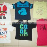 hot sell for 2015 made by soft fabric kids led t-shirts