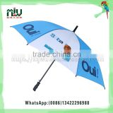 Leader Wholsale High Quality Solid Advertising Umbrellas With Custom Logo For Election Event