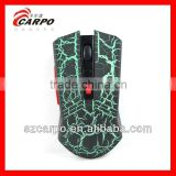 Smart design V4 car shaped mouse without wired for set top box