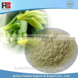 vanillin and vanilla powder Vanillin natural
