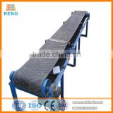 Industrial machinery of steel belt conveyor delivery machine with electric motor on sale