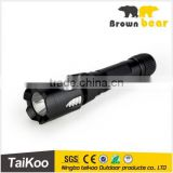 mr light led torch, rechargeable led torch 3*AAA torch led, alumnum flashlight, aluminum torch