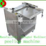INquiry about factory output codfish,anchovy and catfish angler fish skin peeling machine
