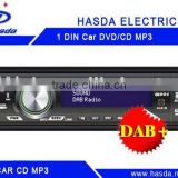 1DIN standard model Car DAB Radio MP3 Player