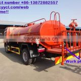 5,000 Liters water tanker fire truck