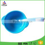 High quality food grade heat resistant Eco-friendly non-toxic baby silicone spoon and bowl