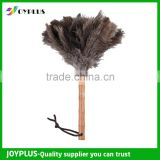 New Ostrich Feather Duster With Bamboo Handle