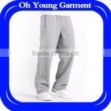 100% cotton casual latest gray cheap hip hop pants men jogger pants fashion boys hip-hop pants
