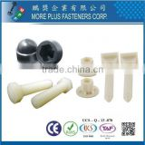 Taiwan Plastic Sheet Plastic Tube Plastic Nuts and Bolts
