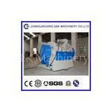 560rpm Crushing PP / PE Pipe Waste Crusher Machine For Reduce Duct Content