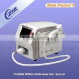Y8B painless 808nm diode laser permanent depilation