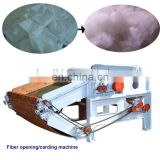 Waste Cotton Carding Machine