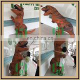 Guangzhou large size inflatable dinosaur costume halloween costume cosplay costume for boys