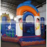 Inflatable mermaid bouncer Castle/Inflatable Jumper