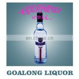 Top quality vodka price, vodka supplier with factory price