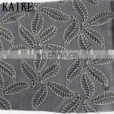 Custom cheap textile italian lace fabric wholesale